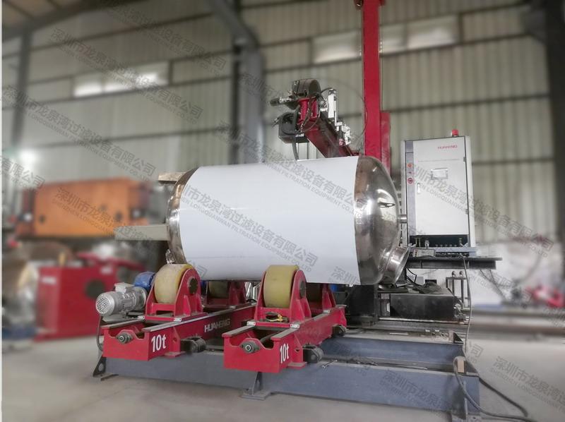 自動化焊機