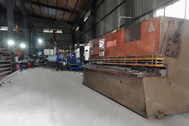 剪板機  生產設備
